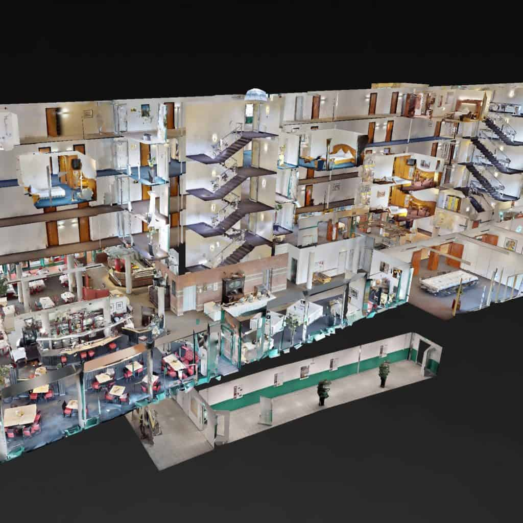 3D Fotografie für Asset Management